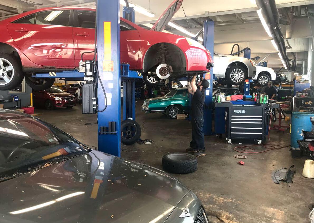 Auto Suspension Shop Near Me >> Urban Auto Center Auto Repair Shop In Cleveland 216 251 0266